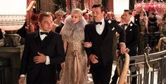 The film adaptation for The Great Gatsby, starring Leonardo DiCaprio, Carey Mulligan and Tobey Maguire is not due until next summer. In the meantime, check out Mulligan's custom-made Prada dress.
