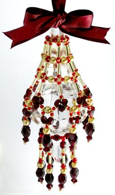 New Christmas ornament design by Deb Moffett-Hall.