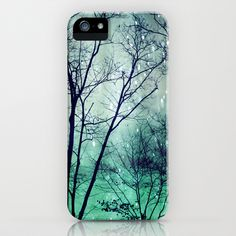 Wintergreen Twilight iPhone Case by Kim Fearheiley Photography, this is so pretty