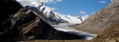 Department of Tourism, Jammu and Kashmir - Drang-Drung Glacier