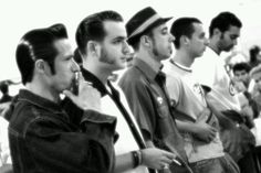 Greasers - Rockabilly