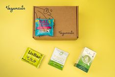🌿Vegancuts is the most trusted and longest standing all-vegan subscription and marketplace. This month we have Snacks you will crave and want again and again. 12 craveable Sips & Bites are loaded into this month's box as a special treat for you. #glutenfree   🐷Purchasing the Vegancuts JUNE Snack Box, you get to support at Odd Man Inn Animal Refuge in Washougal, WA 🙏.
