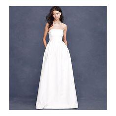 Top Ten Minimal Wedding Dresses For The Modern Bride