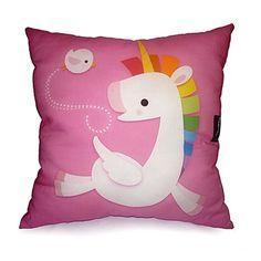 unicorn pillow. :) by madge
