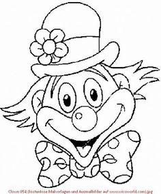 Clown 054 Kostenlose Malvorlagen Und Ausmalbilder Auf Www Wicoworld Com Kostenlose Malvorlagen Ausmalbilder Ausmalbilder Zum Ausdrucken Kostenlos