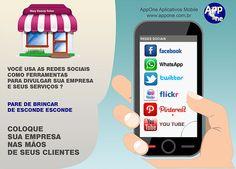 AppOneBlog Criar aplicativo Sistema Androide à Imagem de sua Empresa.