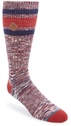 Stance 'Duo-Glide' Boot Socks