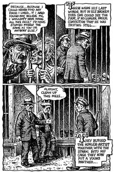 R. Crumb Illustrates Kafka | Brain Pickings