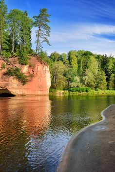 Gauja National Park #Travel #Latvia