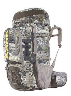 Tenzing TZ 6000 Pack in Mossy Oak Mountain Range Hunting Packs, Hunting Tips, Deer Hunting, Hunting Backpacks, Cool Backpacks, Long Range Hunting, Tactical Bag, Hunting Equipment, Mossy Oak