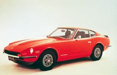 Datsun 240Z - my first car from my parents - orginally purchased 1972