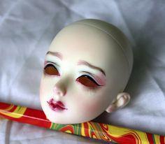 DollFamily Lila msd bjd abjd doll  makeup faceup | by smileidiote1