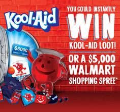 koolaid instant win game