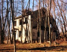 The Griggs House from Blair Witch Project - it was (unfortunately) torn down around 2005.