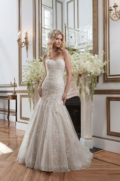 Justin Alexander Wedding Dress 8793_006 wedding inspiration #dress bridal gown