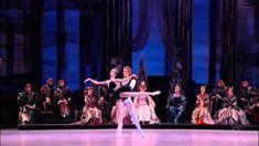 Svetlana Zakharova and Denis Rodkin in Bolshoi's Swan Lake Act 2 Pas de ...