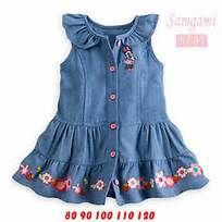 bing baby denim dress designs - Bing images