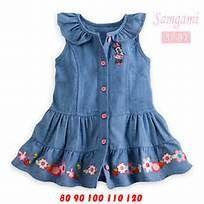 bing baby denim dress designs - Bing images