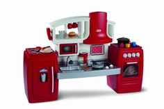 Little Tikes Cook N Grow Kitchen Discontinued by manufacturer *** More info could be found at the image url.