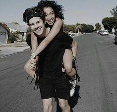 Liza and David Coachella 2017 relationship goals