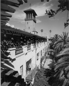 The Mission Inn in Downtown Riverside