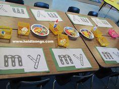 Pattern Block Sight Words - Morning Routines That Really WORK for Pre-K & Kindergarten   Heidi Songs