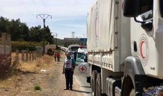 دخول 40 شاحنة محملة بالمساعدات إلى زملكا…: أغارت طائرات حربية على مناطق عدة في بلدتي الناجية والزعينية في ريف جسر الشغور الغربي، ما أدى الى…