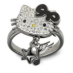 Anillo Hello Kitty