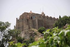 Cyprus Larnaka Area Stavrovouni Monastery