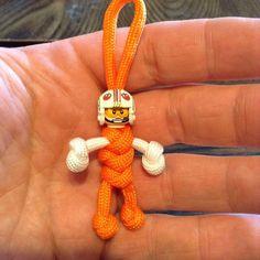 Pilot Luke Lego FOB by ManlyManDesigns on Etsy