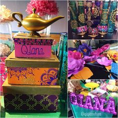 Arabian Nights Birthday Party Ideas | Photo 1 of 14