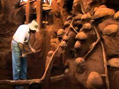 ▶ Giant Ant Hill Excavated - a m a z i n g