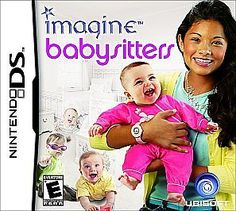 Imagine: Babysitters (Nintendo DS) Lite Dsi xl 2ds 3ds baby sitter
