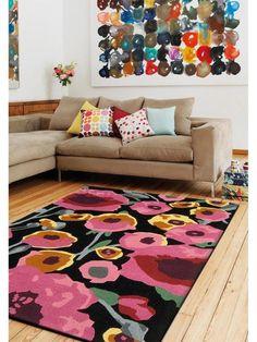 Fußboden Teppich Naturfaser Carpet 100% Wolle Design MATRIX RUG CALISTO E103082