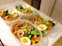 Pack healthy lunches like these instead of take out