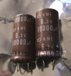 500V 5/% Silvered Mica Capacitor -CDE 2pcs 130PF 0.13nF Cornell Dubilier 130P