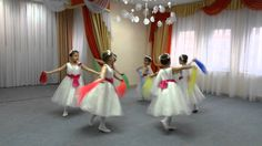 "Sněženka Танец  ""Нежность"""