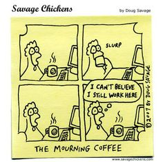 The Mourning Coffee