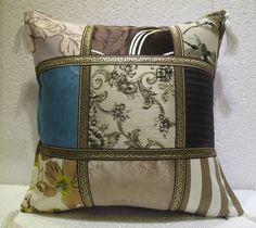 patchwork pillow cushion cover home decor modern decoration sofa throw mod 12 #patchwork