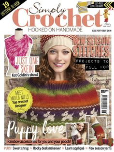 Simply Crochet issue 48!