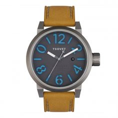 All : TSOVET : We're passionate about designing and building watches.