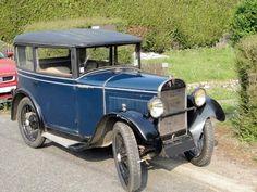 """Pour ce jeudi, la """"Petite folie"""" de Mamicha, une Rosengart LR2 de 1929 ! + de vues sur le site"""