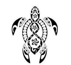 Hawaiian Tribal Turtle and ulua Tattoos Maori Tattoos, Ta Moko Tattoo, Hawaiianisches Tattoo, Tatoo Henna, Marquesan Tattoos, Tattoo Motive, Tatoo Art, Samoan Tattoo, Love Tattoos