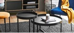 Kmart Coffee Table, Kmart Decor, Living Room, Furniture, Home Decor, Products, Black People, Decoration Home, Room Decor