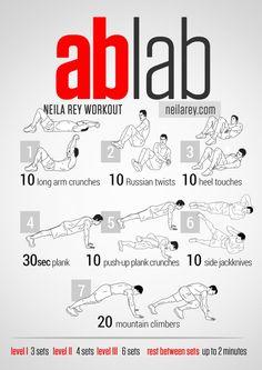 Ablab Workout