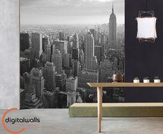 ¡Visítanos en nuestra página web! www.digitalwalls.es #NewYork #Interiorismo #Interiordesign #Decoracion