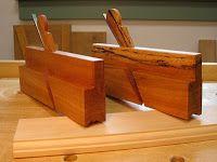 The Village Carpenter: Making Moulding Planes