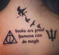 Books are proof humans can do magic