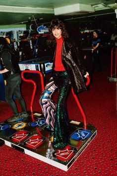 paint the town red with mica arganaraz and angelo pennetta | read | i-D