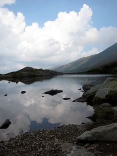 Lakes of the Clouds, Mt. Washington, New Hampshire